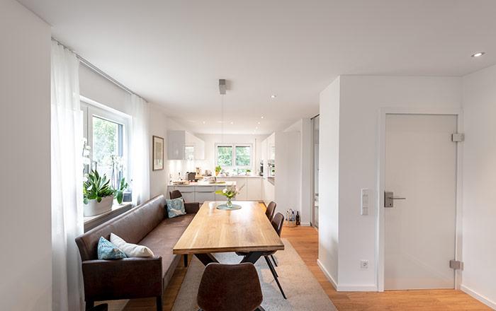 Spanndecke In Privatem Wohnhaus Aschaffenburg